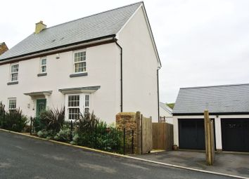 Thumbnail 4 bedroom detached house for sale in Pinwill Crescent, Ermington, Ivybridge