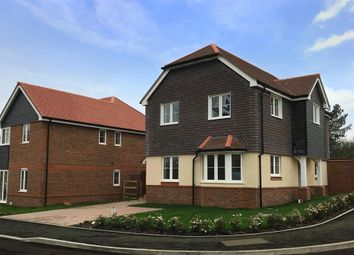 Thumbnail 3 bed detached house for sale in Hayeswood, Brick Lane, Slinfold, Horsham, West Sussex
