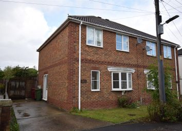 Thumbnail 3 bed semi-detached house to rent in The Square, Goxhill, Barrow-Upon-Humber