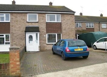 Thumbnail 3 bed property to rent in Dacre Crescent, Aveley, South Ockendon