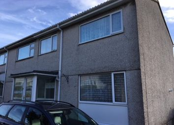 Thumbnail 3 bed end terrace house to rent in Wybourn Grove, Onchan, Isle Of Man