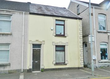 Thumbnail 3 bed end terrace house for sale in Llangyfelach Road, Brynhyfryd, Swansea