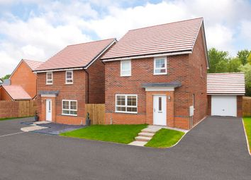 "Thumbnail 4 bed detached house for sale in ""Chester"" at Morgan Drive, Whitworth, Spennymoor"