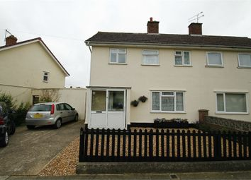 Thumbnail 3 bed semi-detached house for sale in Parnell Road, Ipswich, Suffolk
