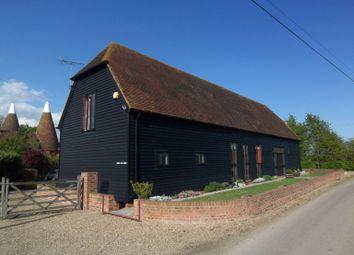 Thumbnail 4 bedroom property to rent in Chickenden Lane, Staplehurst, Kent