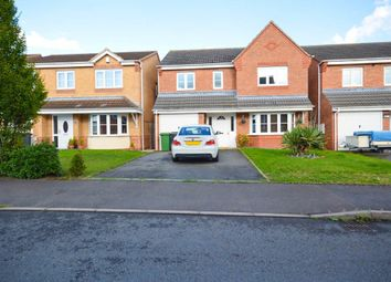 Thumbnail 4 bed detached house for sale in Sunflower Drive, Nuneaton