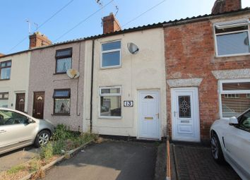 Thumbnail 2 bed terraced house to rent in West Street, Riddings, Alfreton