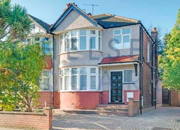 Thumbnail 1 bed flat to rent in St. Annes Gardens, Hanger Lane