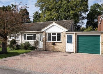 Thumbnail 2 bed semi-detached bungalow for sale in Pensford Close, Crowthorne