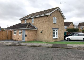 Thumbnail 3 bed detached house to rent in Wheatfield Road, Carlton Colville, Lowestoft