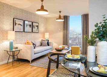 Thumbnail 1 bed flat for sale in Greenwich Collection, Central Park, Greenwich, London