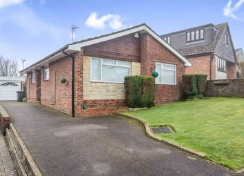 Thumbnail 3 bed detached bungalow for sale in St. Johns Avenue, Purbrook, Waterlooville
