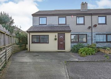 Thumbnail 4 bed semi-detached house for sale in Illogan, Redruth, Cornwall
