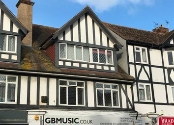 Thumbnail 2 bed flat for sale in 44A Aldwick Road, Bognor Regis, West Sussex
