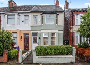 3 bed end terrace house for sale in Rathbone Road, Wavertree, Liverpool L15
