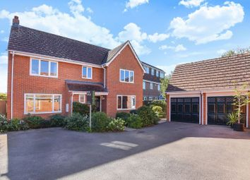 Thumbnail 4 bed detached house for sale in Willow Lane, Milton, Abingdon