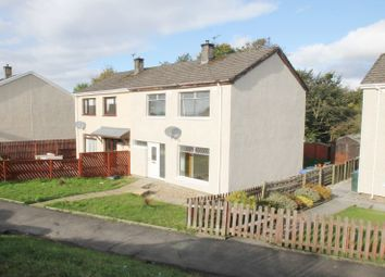 Thumbnail 3 bed semi-detached house for sale in 122, Castleview Avenue, Galston KA48Jw