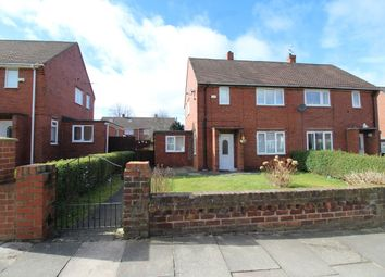 Thumbnail 2 bed semi-detached house for sale in Harvey Crescent, Wardley, Gateshead
