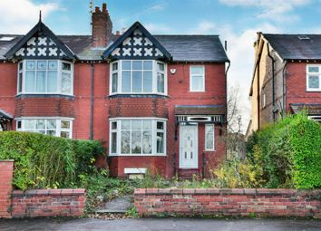 Thumbnail 3 bed semi-detached house for sale in Flowery Field, Stockport, Greater Manchester