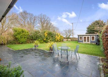 Thumbnail 4 bed detached bungalow for sale in Salisbury Road, Shootash, Romsey