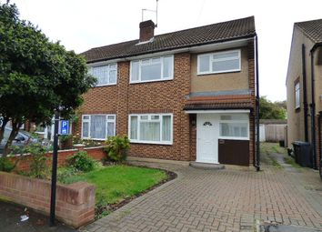 Thumbnail 3 bed semi-detached house to rent in Firs Park Gardens, London