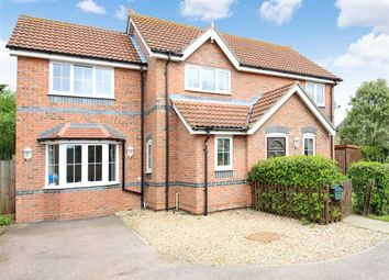 Thumbnail 5 bed detached house for sale in The Lloyds, Grange Farm, Kesgrave, Ipswich