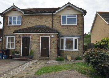 Thumbnail 3 bed semi-detached house to rent in Manor House Drive, Kingsnorth, Ashford