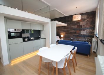 Thumbnail 1 bed flat to rent in Mcdonald Road, Broughton, Edinburgh
