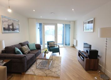 Thumbnail 1 bed flat to rent in Hippersley Point, Abbey Wood
