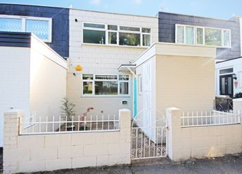 Thumbnail 3 bed terraced house for sale in Longcroft Rise, Loughton