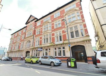 Thumbnail 1 bed flat for sale in Kings Court, 6 High Street, Newport
