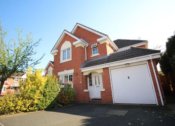 Thumbnail 4 bed detached house for sale in Cairndhu Drive, Greenhill, Kidderminster