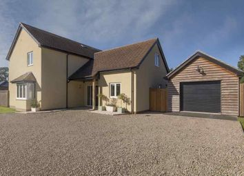 Thumbnail 4 bed detached house for sale in Gwern-Y-Brenin, Oswestry