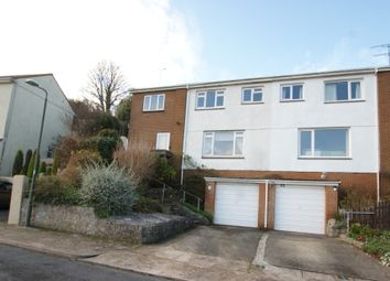 Thumbnail 3 bed semi-detached house for sale in Sutton Close, Torquay