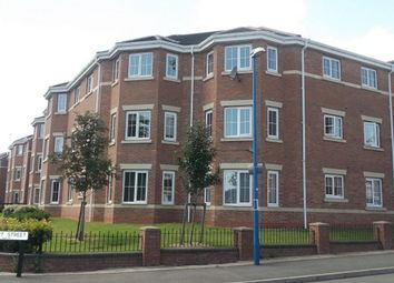 Thumbnail 2 bed flat for sale in Scott Street, Tipton