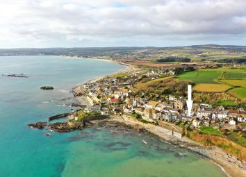 Thumbnail 4 bed detached house for sale in Oates Road, Marazion, Cornwall