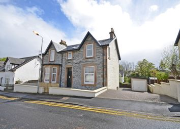 Thumbnail 3 bed flat for sale in Stewart Street, Kirn, Dunoon