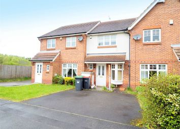 Thumbnail 2 bedroom town house for sale in Fisher Close, Sutton-In-Ashfield, Nottinghamshire