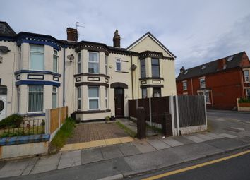 Thumbnail 3 bed terraced house to rent in Handfield Road, Waterloo, Liverpool