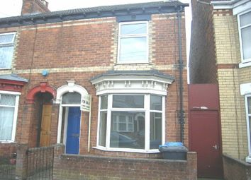 Thumbnail 2 bedroom end terrace house to rent in Sidmouth Street, Hull
