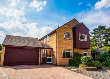Thumbnail 4 bed detached house for sale in Carters Close, Sherington, Newport Pagnell