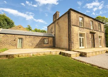Thumbnail 5 bed detached house for sale in Butterley Lane, New Mill, Holmfirth, West Yorkshire