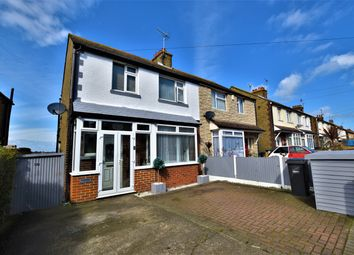Kent Road, Margate, Kent CT9. 3 bed semi-detached house for sale
