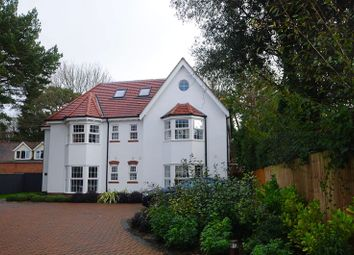Thumbnail 4 bed semi-detached house for sale in Forest Road, Branksome Park, Poole