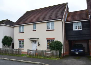 Thumbnail 5 bed detached house to rent in Mallow Road, Thetford