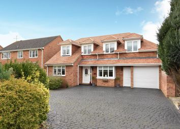 Thumbnail 5 bed detached house for sale in Stoke Mandeville, Aylesbury