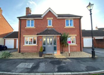 4 bed detached house for sale in Roche Close, Yeovil BA21