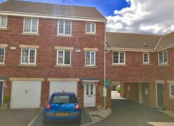 Thumbnail 4 bedroom town house for sale in Blenkinsop Way, Middleton, Leeds