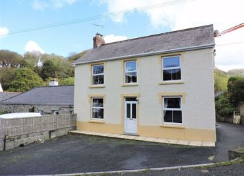 Thumbnail 4 bedroom semi-detached house for sale in Llanychaer, Fishguard