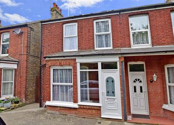 Thumbnail 4 bed semi-detached house for sale in Salmestone Rise, Margate, Kent